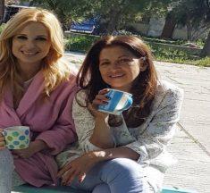 Χριστιάνα Αριστοτέλους: Πήγε σε εκπομπή φορώντας τα ρούχα της μαμάς της – Φωτογραφίες