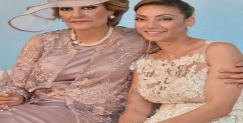 Συγκινεί το τελευταίο αντίο της Ολίβιας Καττάμη για το θάνατο της μητέρας της!