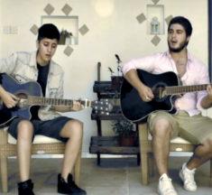 Δυο νεαροί Κύπριοι διασκευάζουν γνωστά τραγούδια και γίνονται viral στο διαδίκτυο – Βίντεο