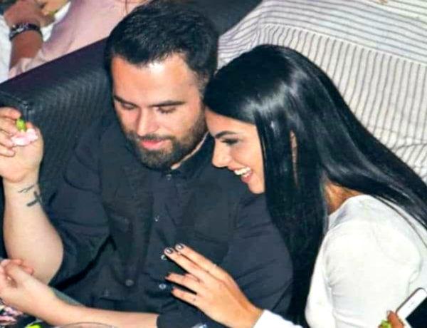 Γιώργος Παπαδόπουλος: Οι δηλώσεις του για τον ενάμιση μηνών γιο του!