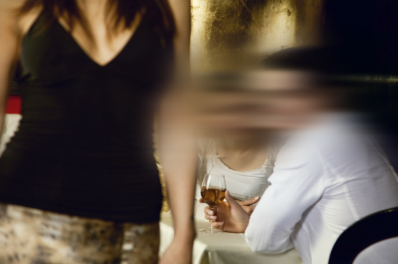 Σεξ στην πόλη λεσβία