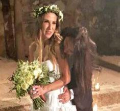 Ευρυδίκη: Δείτε για πρώτη φορά τον γιο της με τον Θεοφάνους! Την συνόδευσε νύφη…