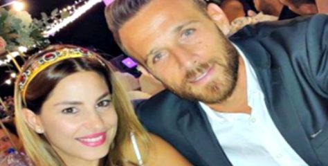 Κωνσταντίνα Ευριπίδου: Όμορφες οικογενειακές στιγμές για το ζευγάρι