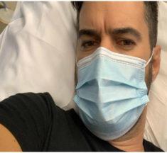 Γιάννης Τσιμιτσέλης: Το πρόβλημα υγείας που τον οδήγησε στο νοσοκομείο